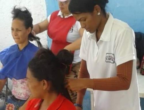 Conoce la historia de una apasionada servidora de Maranatha Infantil
